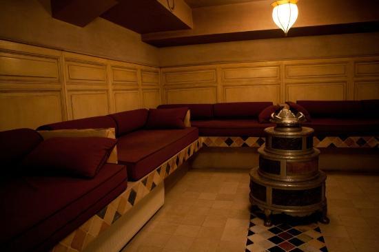 Les Bains du Marais: La salle de repos
