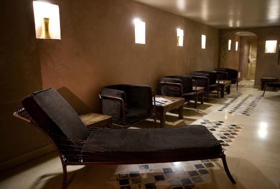 Les Bains du Marais: La salle de détente