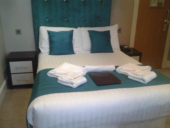 Tynedale Hotel : Bedroom