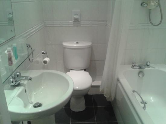 Tynedale Hotel : Bathroom