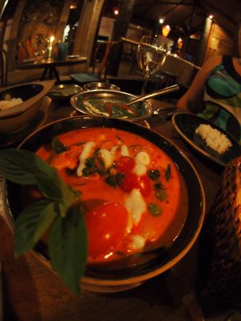 Face Bangkok: Red Thai Curry