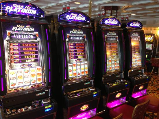 Big M Casino: NEW Quick Hit Plainum Machines!