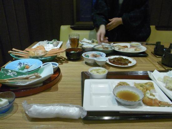 Seifuso: 夕食