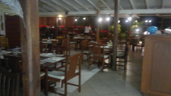 La Bussola Restaurant: Main dining area