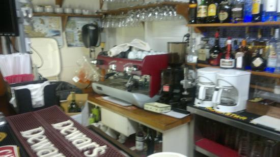 La Bussola Restaurant: Expresso