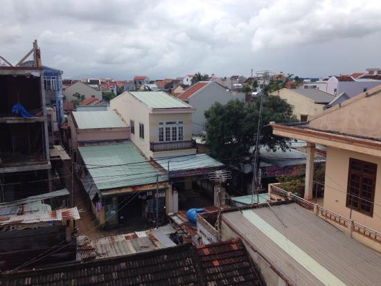 Vinh Huy Hotel: Amazing old city view!!