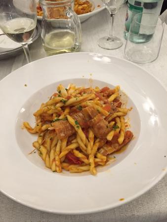 Trattoria Amedeo : Pasta con le canocchie!!