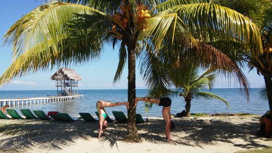 Hotel Salvador Gaviota: Пляж :)