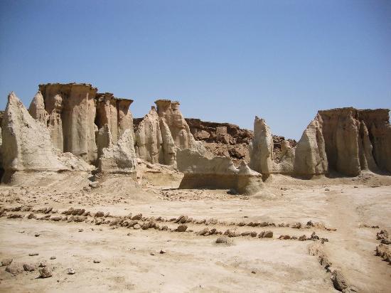 Hormozgan Province, Iran: Stars Valley