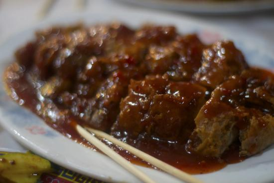 Goondiwindi, Australia: Duck with Peking Sauce