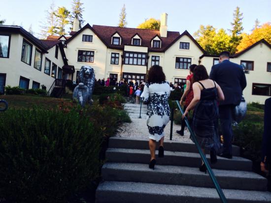 Seven Hills Inn : Gorgeous wedding spot