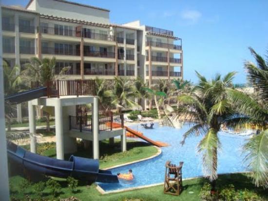 Genial Beach Park Living: Vista
