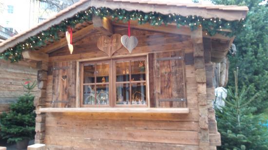 Alberto Comploj: Preparo la Casetta per Il Paese di Natale