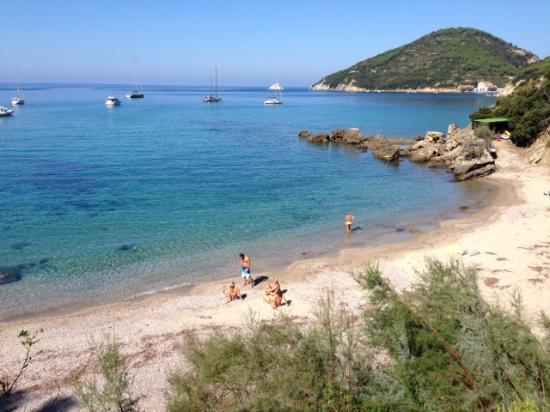 Hotel Paradiso: spiaggia privata