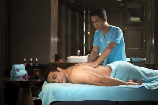 Al Ain Rotana Hotel: Zen The Spa Massage