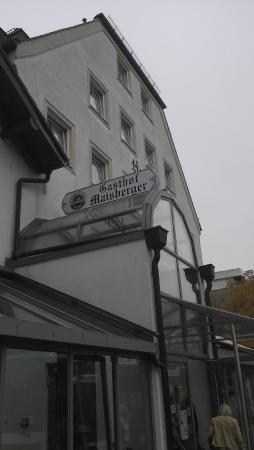 Hotel-Gasthof Maisberger: frente do hotel