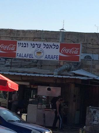Falafel Arafe