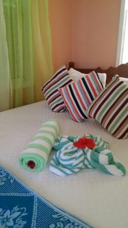 Seaspray Hotel: Special touches