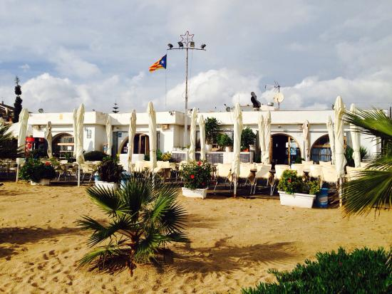 L Ona Picture Of L Ona Restaurant Premia De Mar Tripadvisor