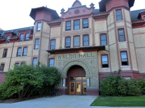 Oregon State University: Waldo hall