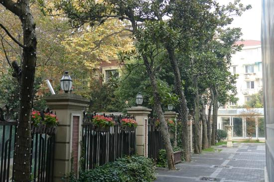 Yuxi Garden: View of the premises