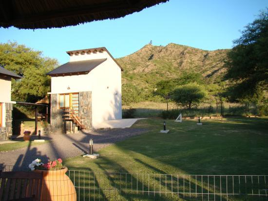 Cabanas Portal De La Virgen