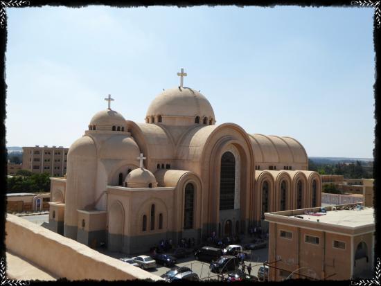 Deir Amba Bischoi : Monastero di San Bischoi