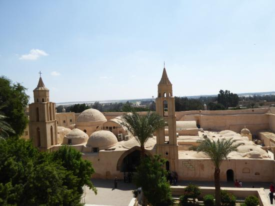 Deir Amba Bischoi : Chiesa di San Bischoi