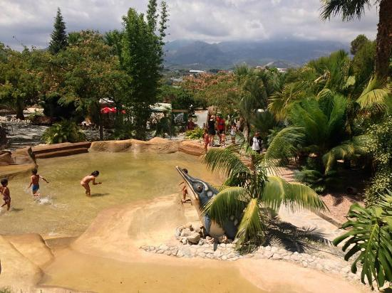 Shallow Water Feature For Kids To Play Picture Of