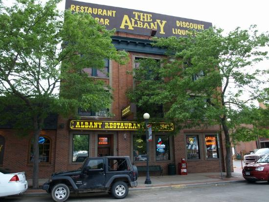 The Albany Restaurant Cheyenne Picture Of The Albany