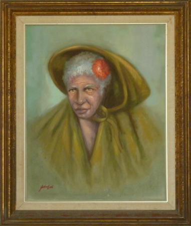 Fortin Conde de Mirasol Museum : Masue (Maria Magdalena Felix) 110 anos !