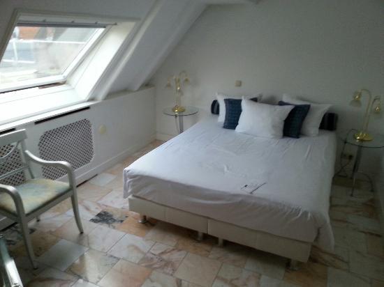 Hotel Schimmelpenninck Huys : Chambre n°8