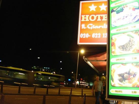 Il Giardino Hotel: Letreiro Hotel