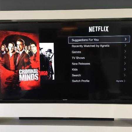 Lindberg Suites: TV with Netflix