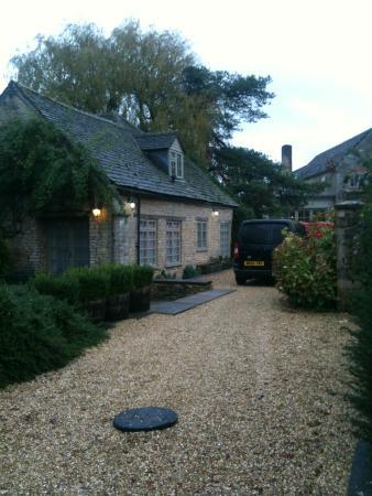 Calcot Manor: hotel