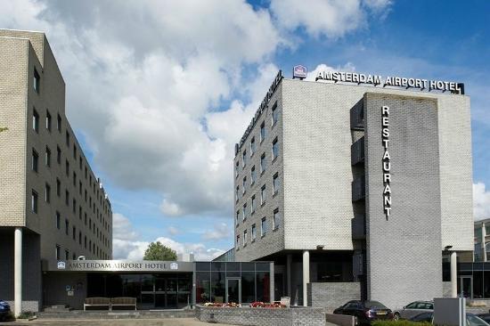 Best Western Amsterdam Airport Hotel: Best Western Airport, Amsterdam