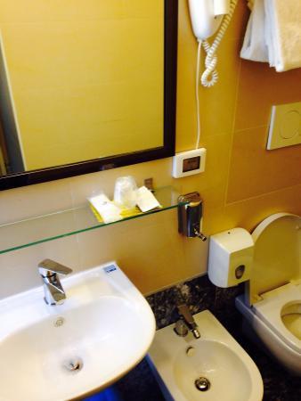 Hotel Bolzano: Bagno 49