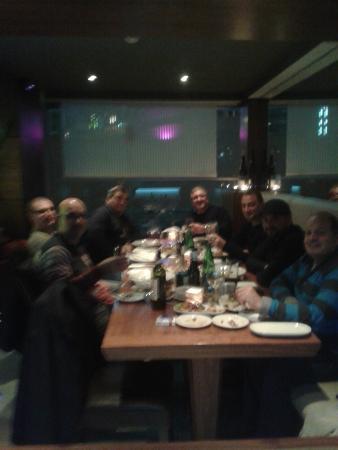Sciacca Grill Saint Julians: reunion my old friends