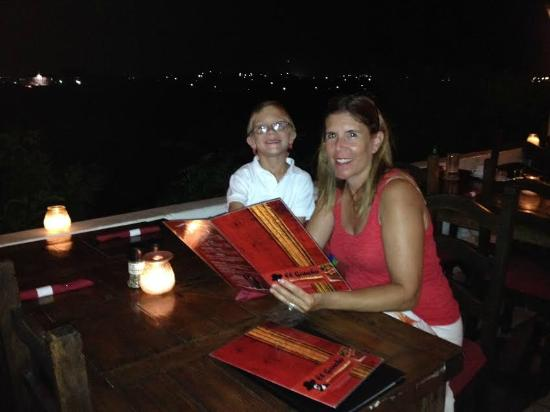 El Gaucho: Dinner with a view