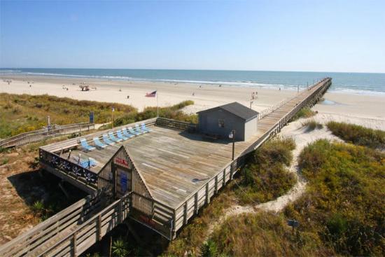 Sea Cabin Condominiums: Sea Cabin Suite 305 By Elliott Beach Rentals