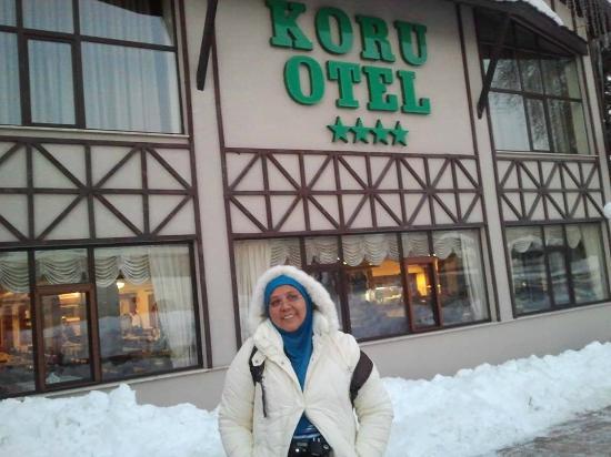 Koru Hotel, Bolu
