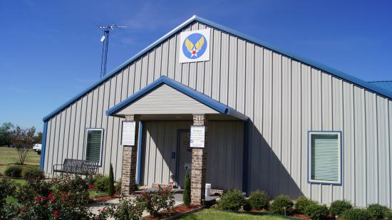‪Perrin Air Force Base Historical Museum‬