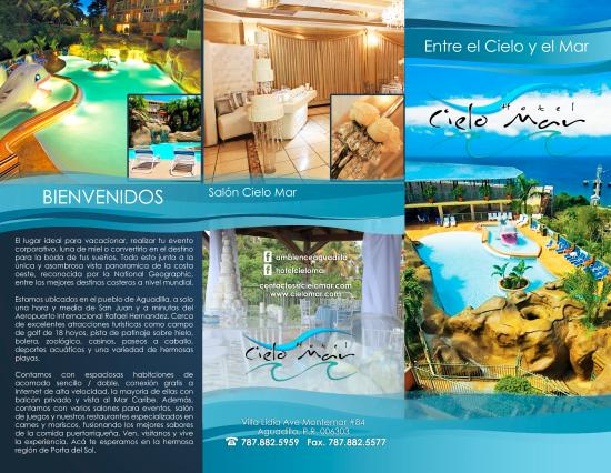 Barra de ambience lounge picture of hotel cielo mar for Hotel cielo mar ofertas familiares