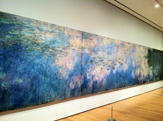 monet photo de the museum of modern art moma new york tripadvisor. Black Bedroom Furniture Sets. Home Design Ideas