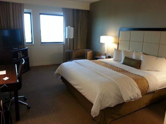 Wyndham San Antonio Riverwalk: My Room - Awesome