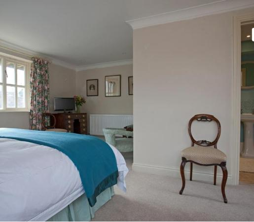 Oddington, UK: Bedroom