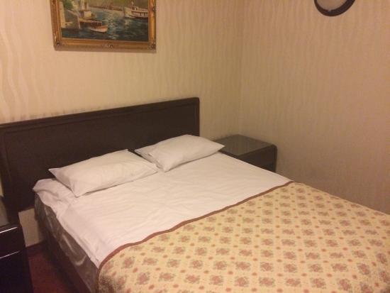 Gurkent Hotel: Bed