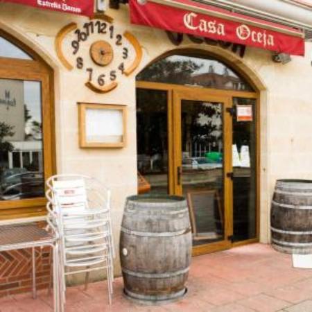 Restaurante casa oceja fotograf a de casa oceja loredo tripadvisor - Casa de cantabria en madrid restaurante ...