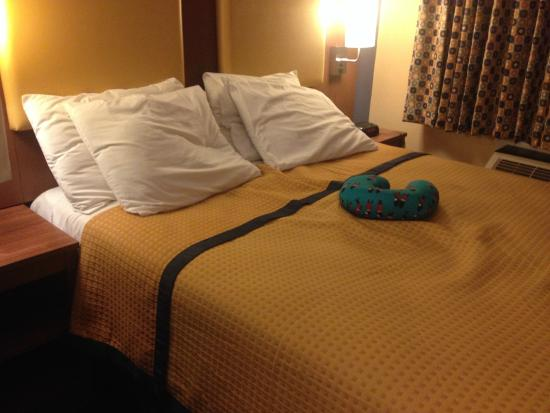 Days Inn San Francisco - Lombard: Cama boa.