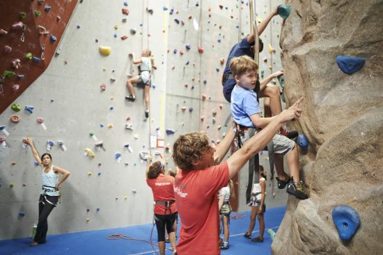 CityROCK Indoor Climbing: Host your child's birthday at CityROCK